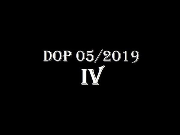 Александр Бауск vs Владимир Слижевский| DOP Май 2019 | 4-ая игра
