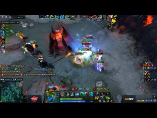 Natus vincere vs team liquid (0  1)