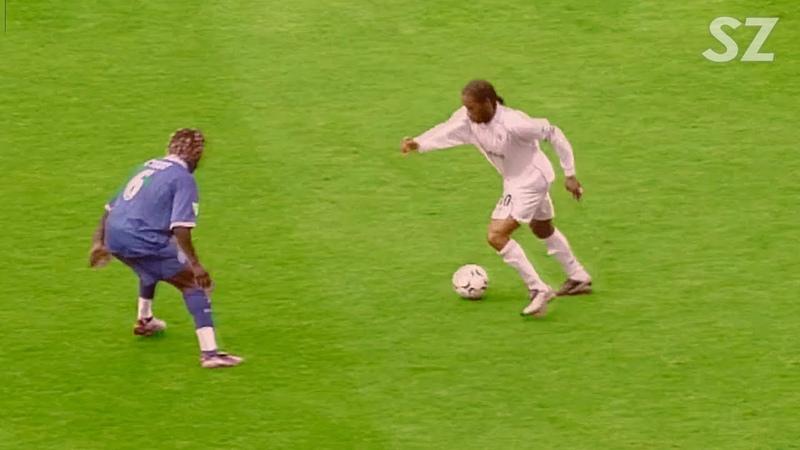 Tenía este jugador más Magia que Ronaldinho