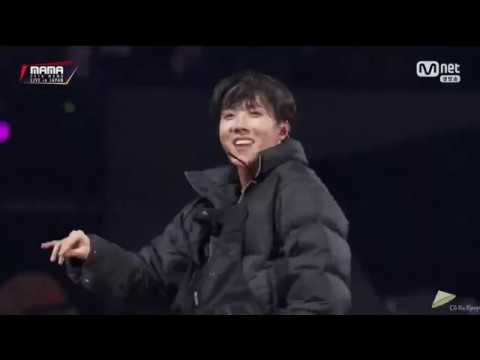 181212 BTS 방탄소년단 Fake Love Anpanman @ MAMA 2018 in JAPAN