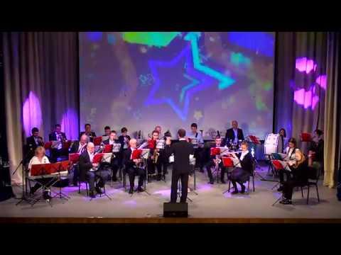 Концерт духового оркестра Nadym Citi Band, МБУ ДШИ №2 г. Надыма