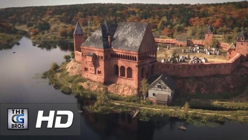 CGI VFX Showreels: 3D Generalist Reel - by Niklas Blume