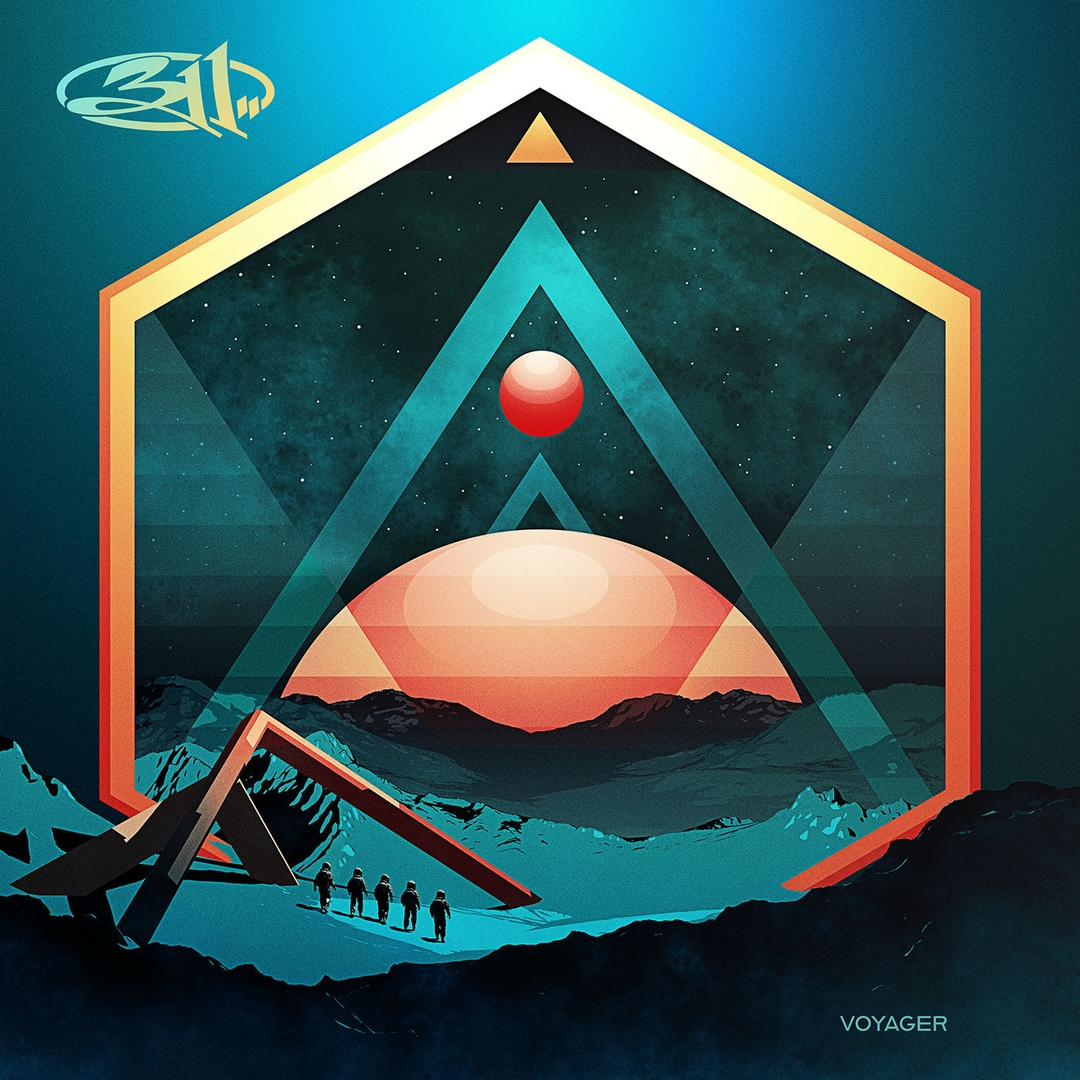 311 - Don't You Worry - Good Feeling (Single)