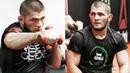 Хабиб готовится к бою против Дастина Порье / Спарринги и моменты с тренировок в АКА