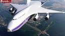 Russia develops super heavy 500-ton Elephant transport aircraft