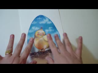 Watercolor art class - how to paint a cute little chick - illustration by fantasvale
