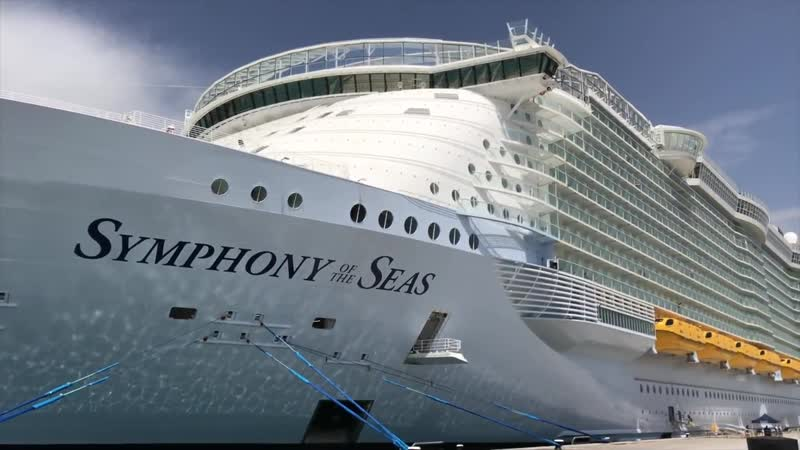 Обзор лайнера Symphony of the Seas компании Royal Caribbean