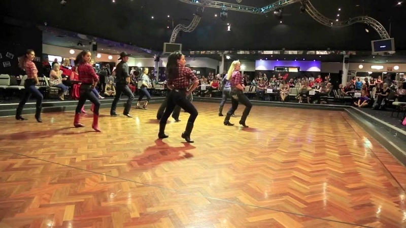 Fake ID - Line Dance Competition 2013