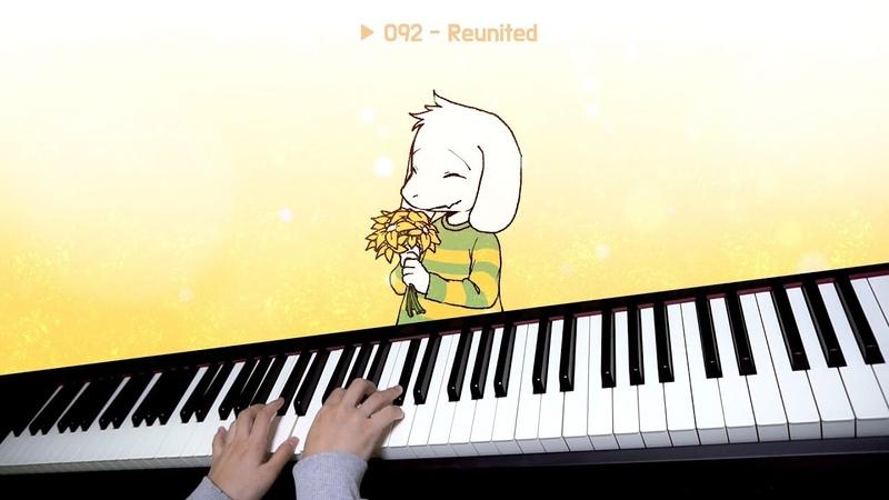 Undertale OST Piano Medley (언더테일 피아노 메들리) illust / Piano Cover [피아노 연주 By. 슈얀(Shuyan)]