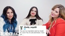 The Cast of Pretty Little Liars The Perfectionists Compete in a Compliment Battle Teen Vogue