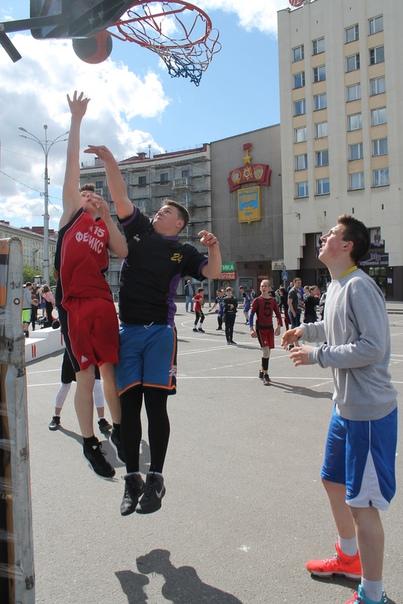 Streetball Murmanask 2019