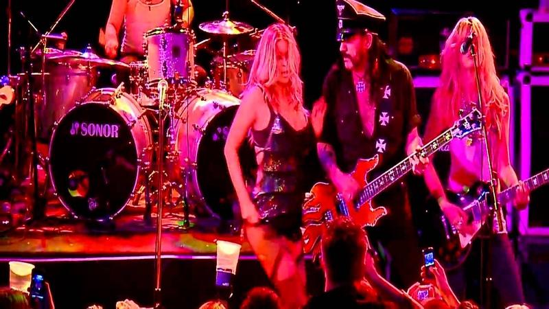 Chelsea Girls Live With Lemmy Carmen Electra