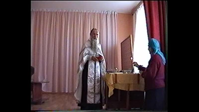 Проповедь о, Николая (Новикова) (соц, центр в Закамске)