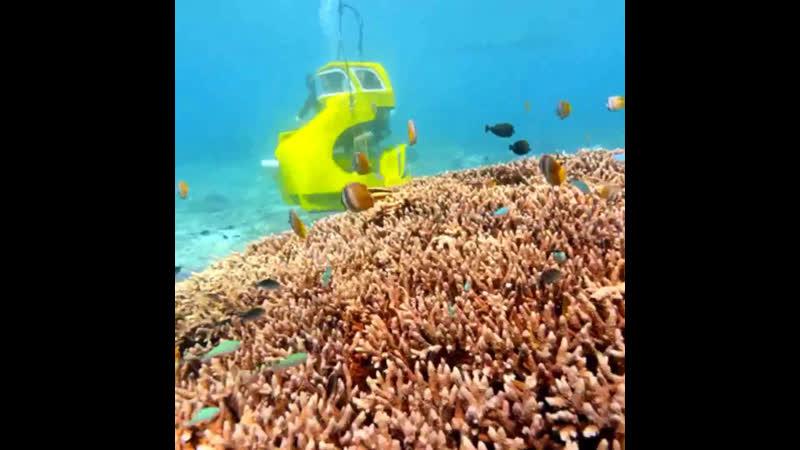 Nautilus Subscooters Nusa Penida