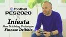 EFootball PES 2020 - Iniesta PES Gameplay Advisor