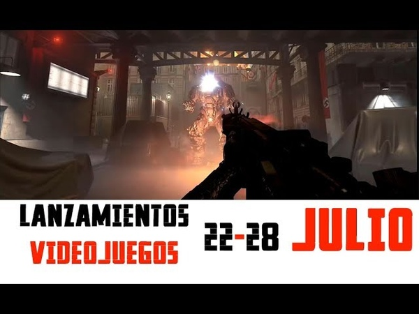 Lanzamientos de la semana (22 de Julio - 28 de Julio) - PS4, PC, Xbox One, Switch - 2019