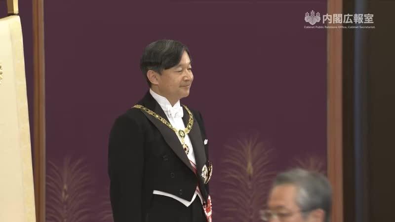 剣璽等承継の儀 (Kenji-tō-Shōkei-no-gi) — Церемония наследования императорских регалий