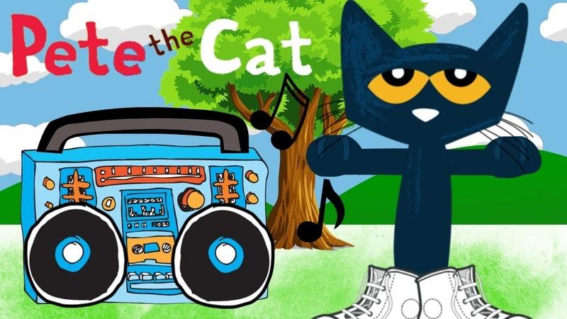 Pete The Cat Cool Cat Boogie Cartoon Read Aloud