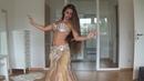 Wael Kfoury - Enta Habibi - Isabella Arabic Belly Dance - وائل كفوري - انت حبيبي HD