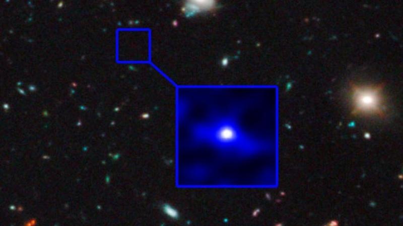 UDFj-39546284 – действительно ли самая далекая от нас галактика