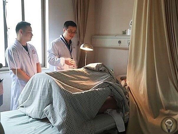 Китаец проснулся с отрезанным членом 44-летний китайский мужчина пришел в себя после мощной пьянки около 5 часов утром и обнаружил, что весь перепачкан кровью, а его пенис отрезан и болтается на