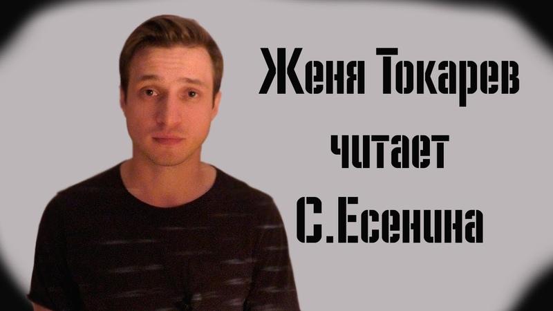 С.Есенин Все живое... читает Женя Токарев