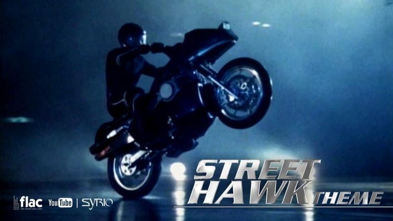 StreetHawk Theme - Extended [ HD ]