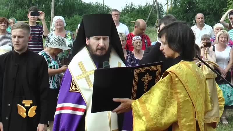День возрождения Троицкой церкви