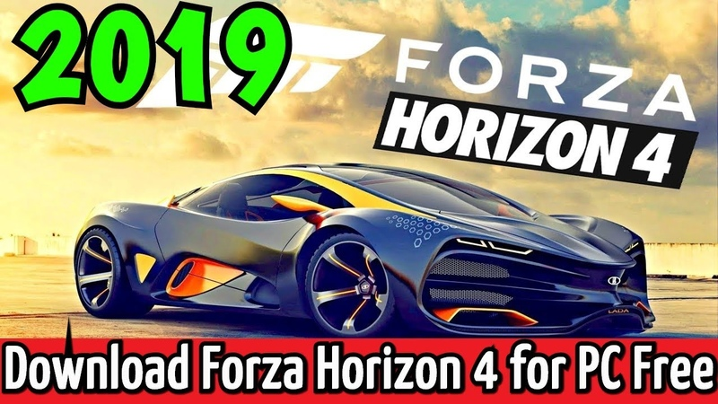 How to Download Forza Horizon 4 into PC FREE | With multiplayer | 2019 | Crack by CODEX