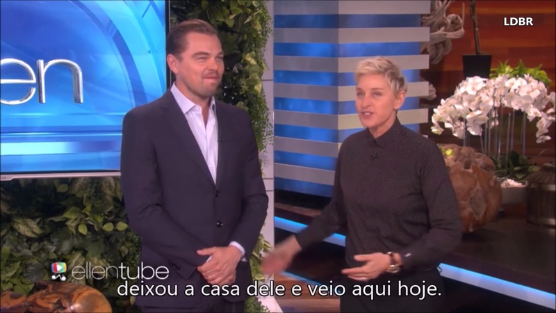Entrevista The Ellen Show 0411 [LEGENDADO]