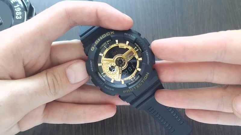 ⌚️Спортивные часы ААА класса с автоподсветкой по супер цене😱
