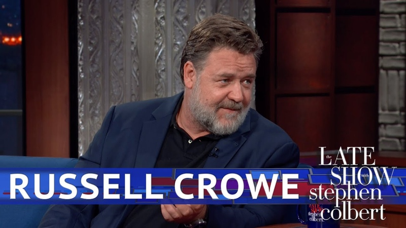 How Russell Crowe Became Roger Ailes Physically And Mentally