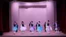 Татарский танец народный Парлы уен
