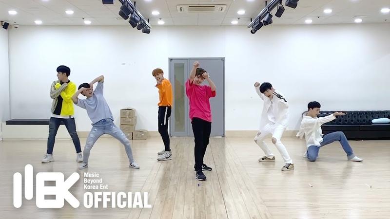 [MBKBOYS] 엠비케이보이즈 BTS - Anpanman (Dance Practice)