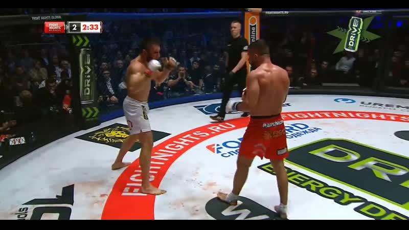 Максим Буторин vs Дмитрий Бикрев Maxim Butorin vs Dmitry Bikrev FIGHT NIGHTS