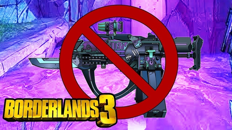 Borderlands 3 - SLAG Is Officially GONE Borderlands 3 Being Sold 3rd Party. (Whats This Mean)