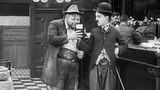 Charlie Chaplin &amp Roscoe Arbuckle (Fatty) - His Favourite Pastime (1914) Full Film HD