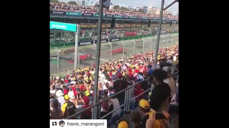 Самый волнующий момент воскресенья для каждого фаната «Формулы-1».