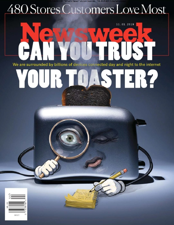 Newsweek USA - 01 November 2019