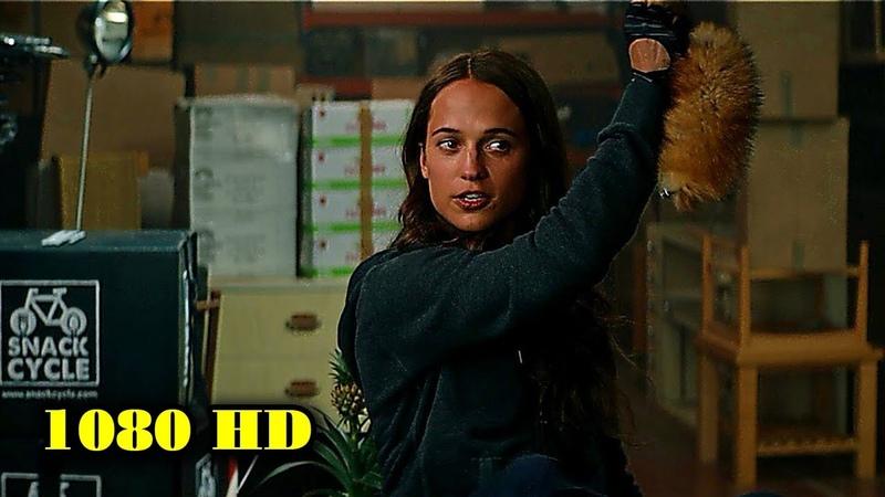 Охота на лису | Tomb Raider: Лара Крофт. 2018 [Момент из фильма 1080p]