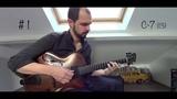 Jazz Guitar Mini Lesson #21 Minor Triad Pairs