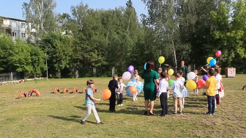 Запуск воздушных шариков!🎈🎈🎈
