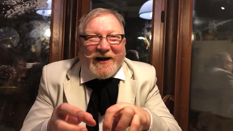 Виктор Бычков полковник Сандерс KFS пробы