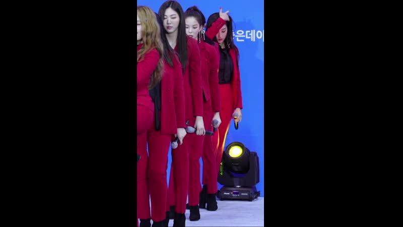 190423 Seungyeon (CLC) - Show @ 2019 Korean ATD Fair