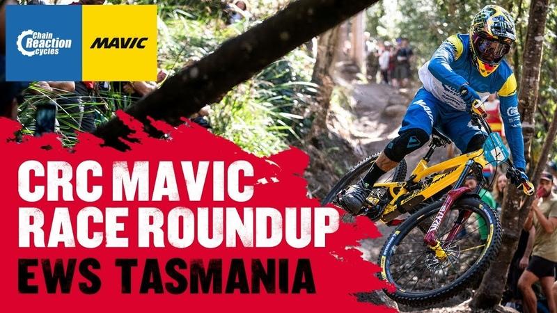 Race Roundup | EWS Round 2 | Team CRC Mavic | CRC |
