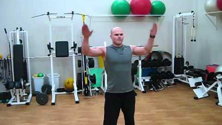 Лечение плечевых суставов Комплекс упражнения для восстановления плечевых суставов