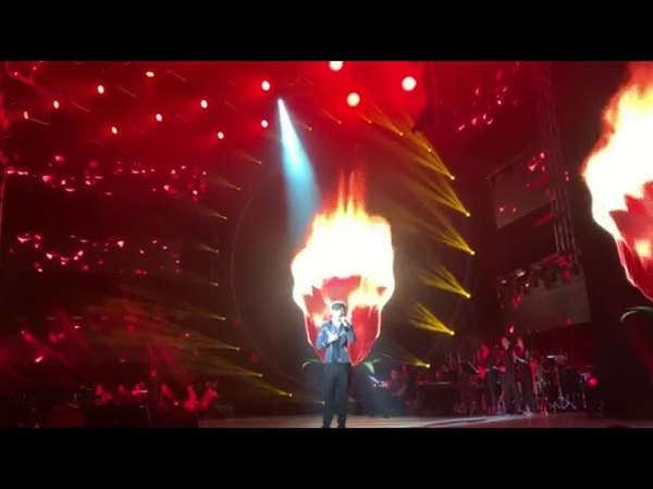 Часть 3. Димаш покорил Москву Фанаты из 56 стран мира приехали на концерт в Кремле