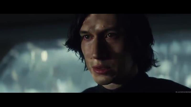 50 segundos da voz sexy e macia de Adam Driver como Kylo Ren.