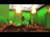 Видео со съёмок Мстителей 4