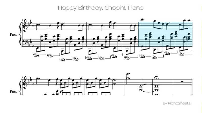 Happy Birthday, Chopin! [Piano Solo]